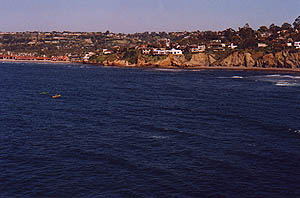 La Jolla Cove Area