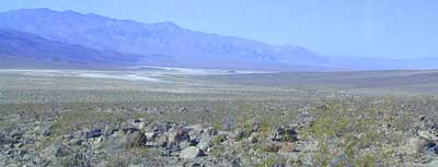 PANAMINT VALLEY CAMPING