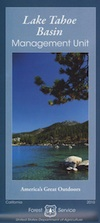Lake Tahoe Map: Tahoe Recreation