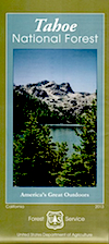 Tahoe National Forest Maps