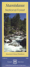 Sonora Pass Forest Maps