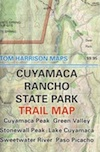 Cuyamaca Rancho Map