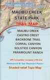 Malibu Creek SP Map