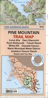 Pine Mountain (Marin) Trail Map