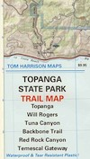 Topanga Trail Map