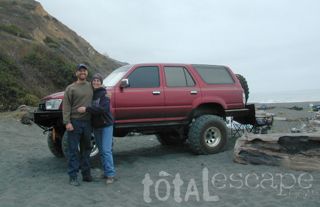Usal Beach @ Lost Coast