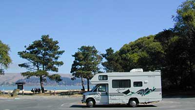RVing in California