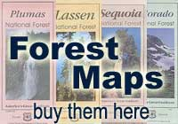 California Forest Maps