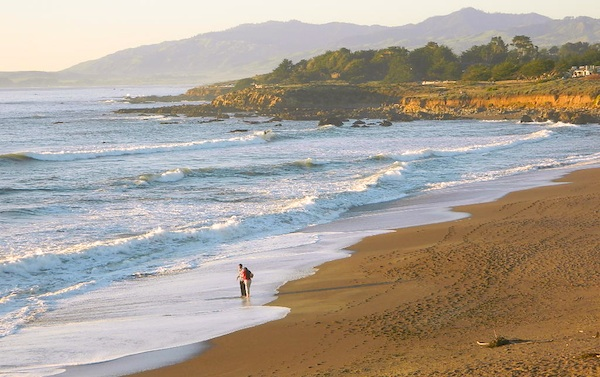 Moonstone Beach Cambria