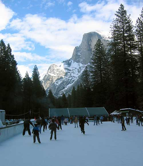 California ice skating