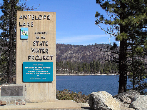 Antelope Lake PLumas California