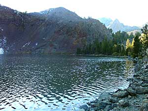 virginia lakes California