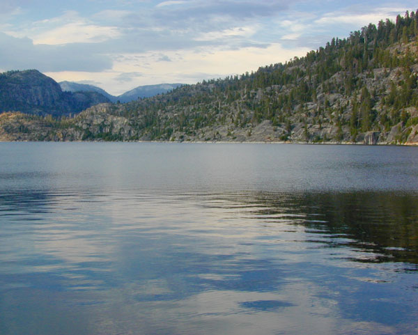 lake wishon