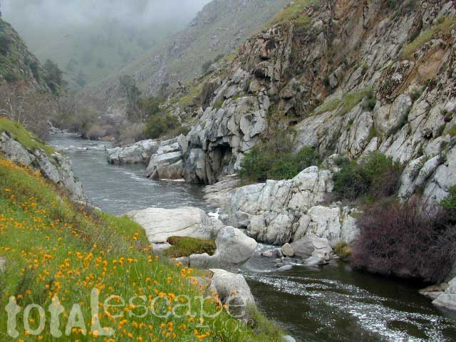 Lower Kern Canyon