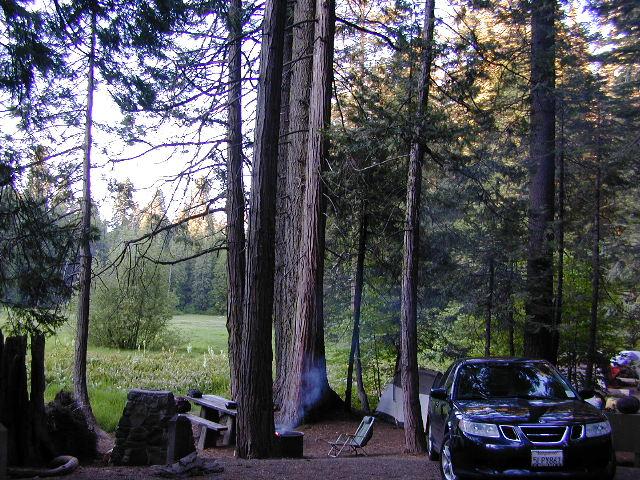 Calaveras Car Camping