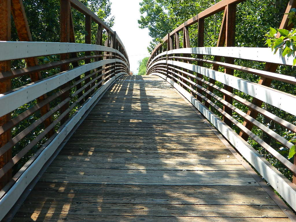 Susanville Footbridge