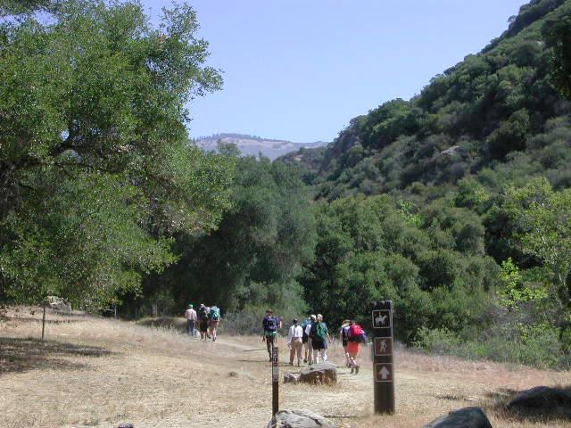 hikingupperoso
