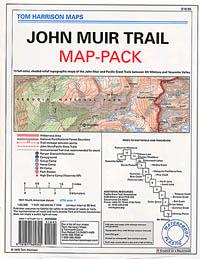 john muir maps