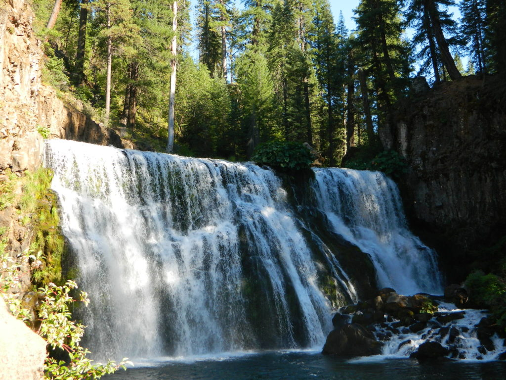 Middle Falls McCloud