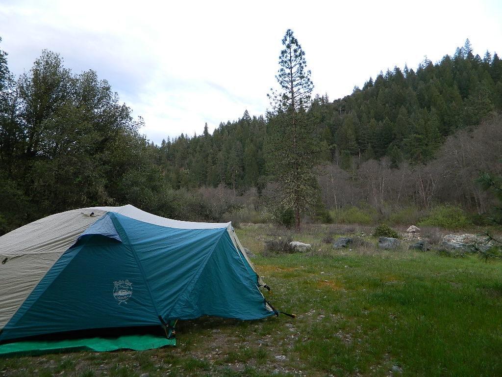Steiner Flat Camp