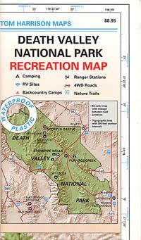 DVNP Topo Map