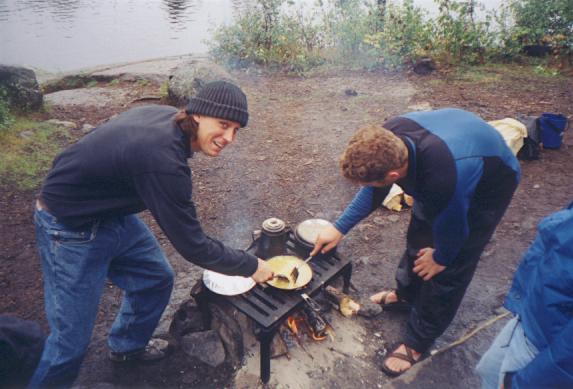 cookingonfire