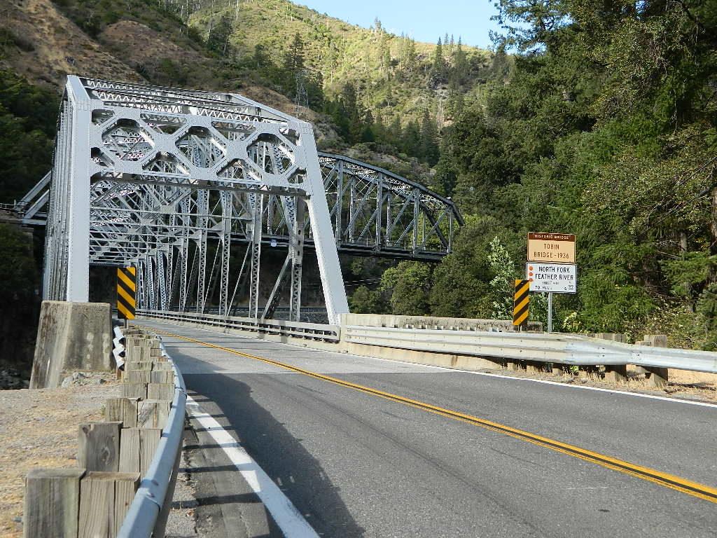Tobin Bridge California