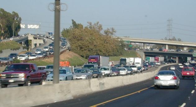 traffic hell L.A.