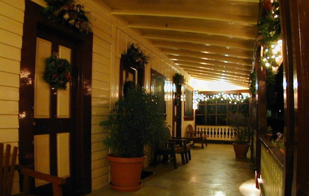 julian porch